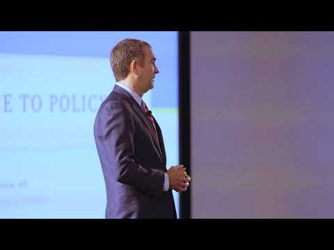 Governor Northam's Grand Rounds lecture at EVMS (Full lecture)