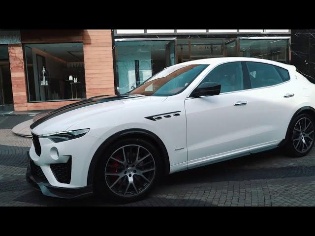 Maserati Levante от Larte Design.