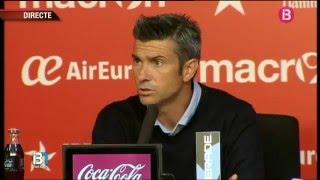 Victòria del Mallorca davant el Tenerife (1-0)