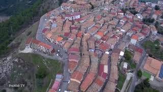 Albidona - Un Balcone sullo Jonio  volando  su Albidona