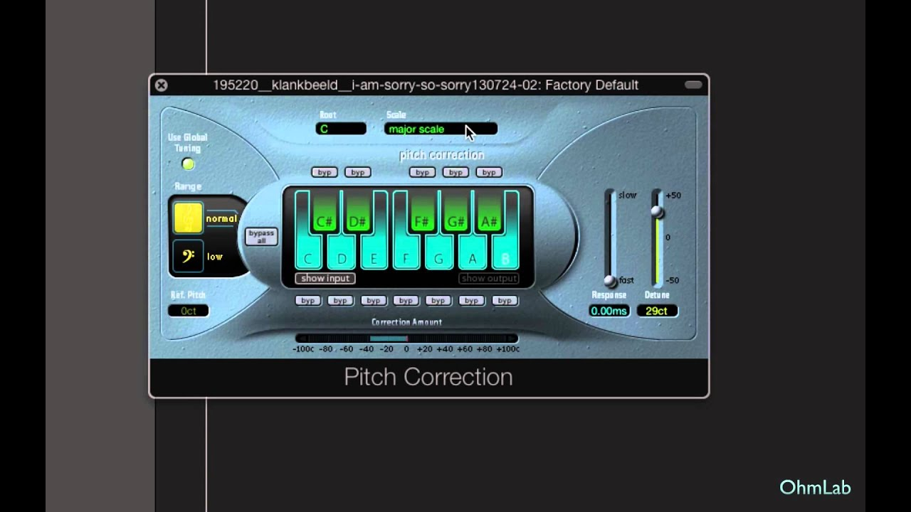 Pitch Correction for Vocals Auto-Tune Effect - Creating Tracks