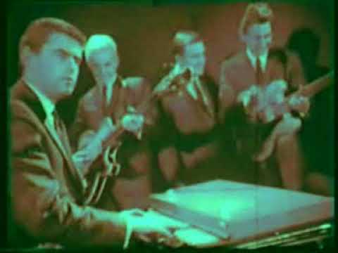 The Tornados -Telstar - orig video