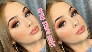 drug store makeup tutorial