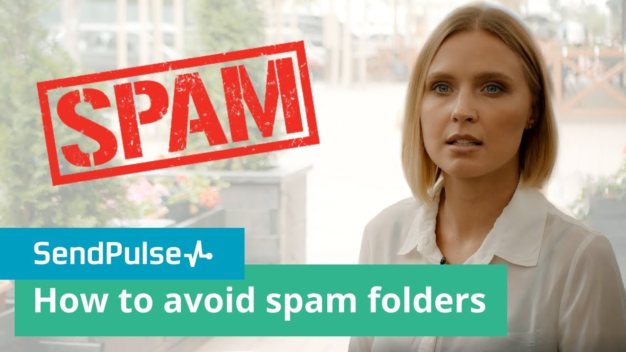 How to avoid spam folders