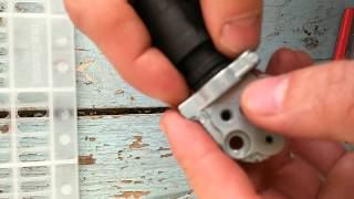 ремонт скутера 150куб
