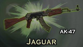 Jaguar AK-47 StatTrak stickers skin preview FN/MW/FT/WW/BS