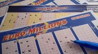 Euromillions / Euromillionen Gewinnzahlen Freitag, 13.10.2017