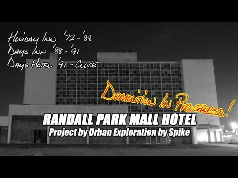 The Randall Park Mall Hotel Project