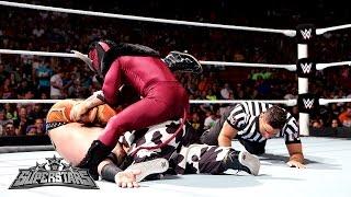El Torito & Hornswoggle vs. Heath Slater & Titus O