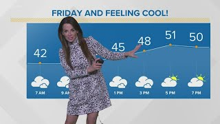 Another chilly day: Northeast Ohio weather forecast and when temperatures will warm up in Cleveland