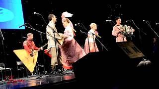 """Ансамбль Калина на юбилейном концерте. 30 лет в эфире """"Играй, гармонь, любимая!"""""""