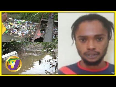 Alleged Gang Member Captured | Khanice Jackson Murder Suspect Remanded | $803m in Storm Damages