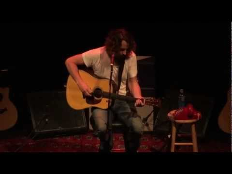 Chris Cornell Billie Jean Acoustic The Lowery 16/6/12