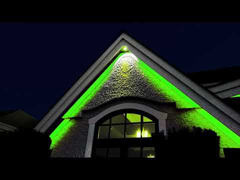 Peak LED Lighting System - Holiday Display