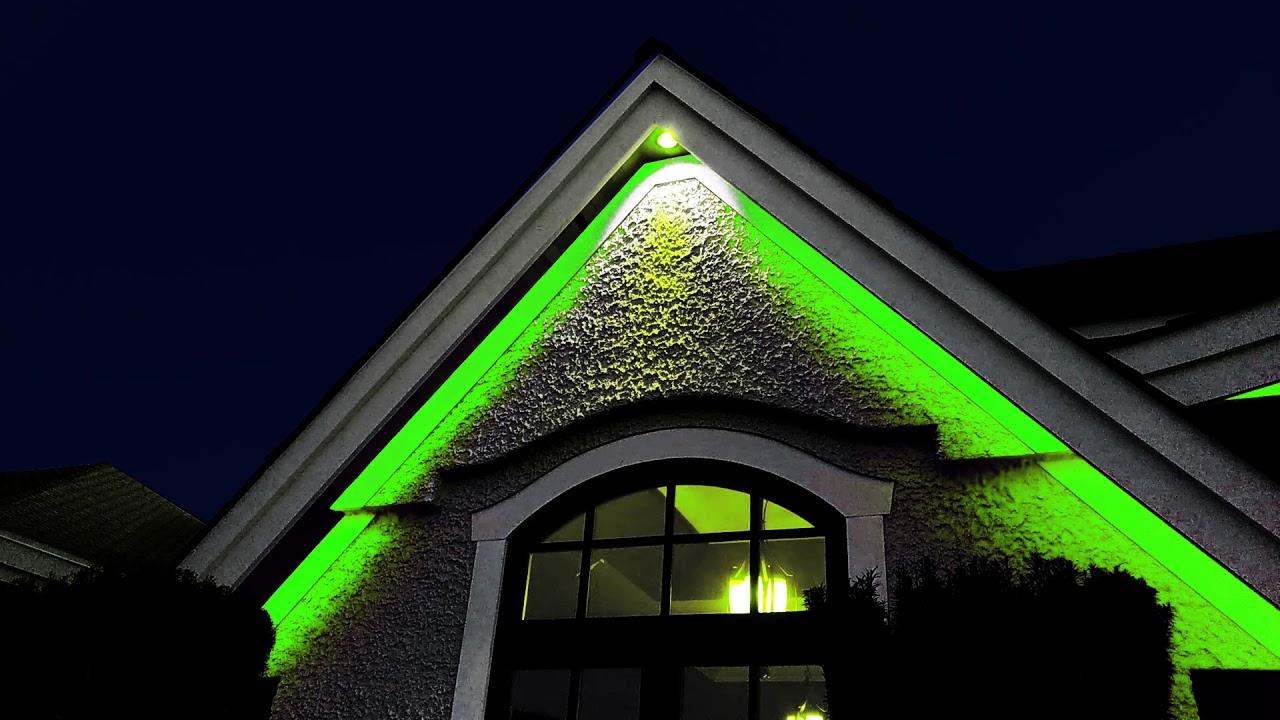 Peak Led Lighting System Holiday Display