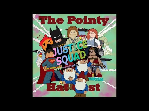Pointy Hat Cast 011: Batman V Superman: Dawn Of Justice (Justice Squad)