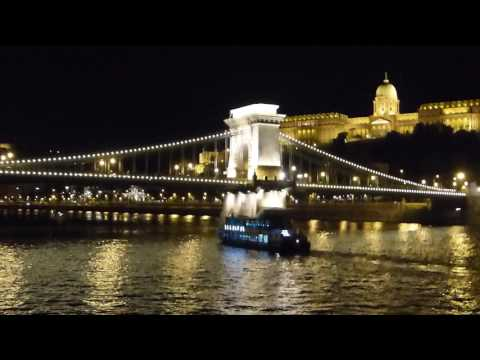 Budapest Night Cruise on the Danube River