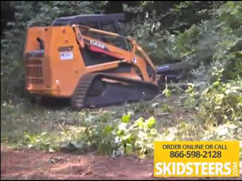 Extreme Brush Cutter - Free Shipping - Skidsteers.com - Call 866-315-3134