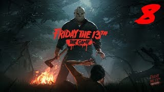The FGN Crew Plays: Friday the 13th The Game #8 - Face Full of Flare (PC)