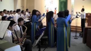 Hát Về Tình Yêu Chúa - Ca Đoàn Tin Yêu, Seattle WA