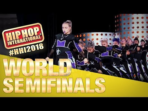 Immunes - Spain (Varsity Division) at HHI's 2018 World Semifinals