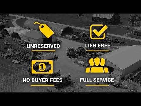Our Core Values: BigIron Auctions