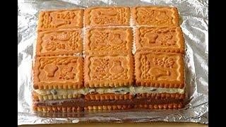 Как за 15минут Сделать Полезный  и Великолепный Торт без Выпечки! Обалденный Рецепт