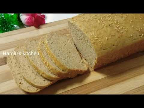 Whole wheat bread without oven in malayalam|| Bread without oven Ep 97