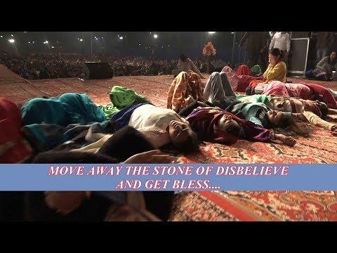 AMAZING & SHOCKING HEALING CRUSADE IN AMRITSAR BY PROPHET BAJINDER SINGH