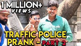 Traffic Police Prank - Part 2 | Vada With Sarithiran