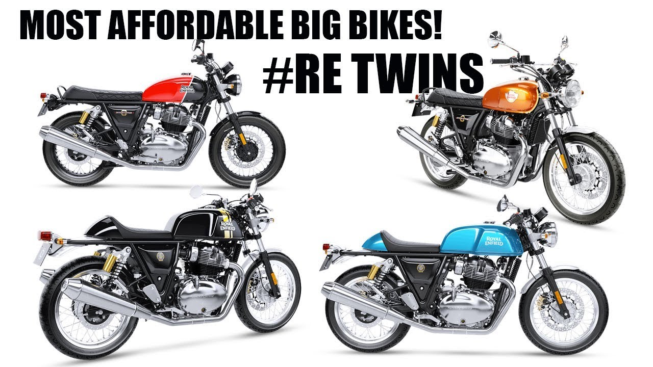 Royal Enfield Interceptor 650 Continental Gt 650 Prices Colours