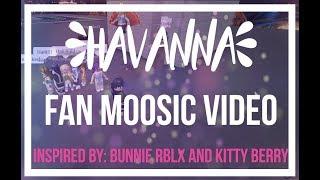 Havana (Roblox Fan Music Video) with lyrics