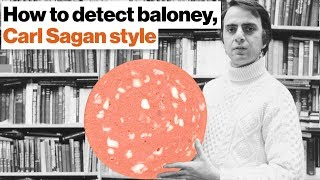 How to detect baloney the Carl Sagan way | Michael Shermer