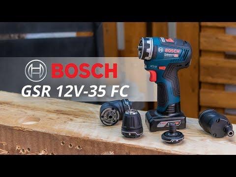 BOSCH GSR 12V-35