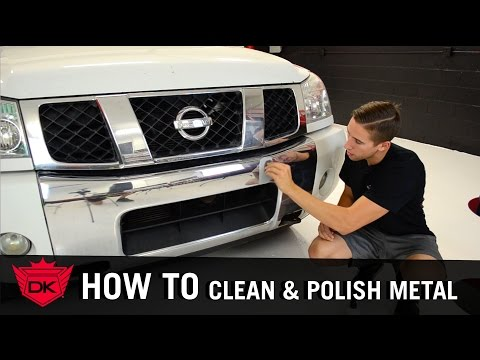 How to Clean and Polish Metal