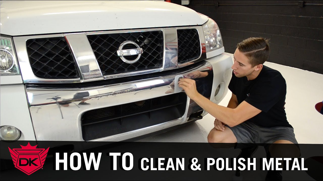 Download How to Clean and Polish Metal