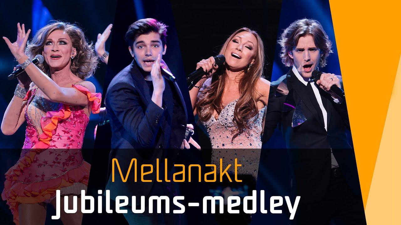 Medley 2002 - 2016 (Melodifestivalen 2016)