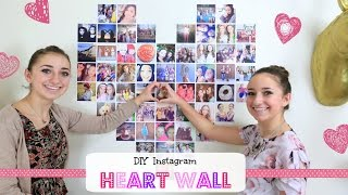 DIY Instagram Heart Wall | Valentine's Day Ideas Thumbnail