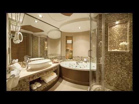 Bathroom design ideas mosaic tiles