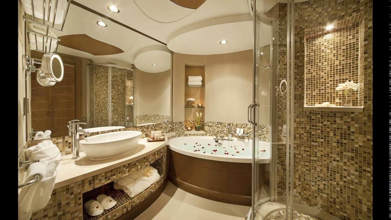 Mosaic in the bathroom: photos and design ideas 62