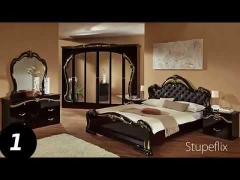 Königliche Wohn  Und Schlafzimmer Möbel Von Meroni   YouTube