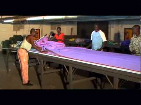 Ghana MSME Project Supports Garments Industries