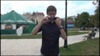 Видеообзор мобильного телефона Samsung DUOS B5702(Захватывающий и детальный видеообзор телефона с поддержкой двух SIM-карт - Samsung DUOS B5702., 2009-07-28T01:16:25.000Z)