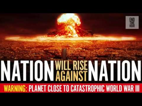 Planet Close to Catastrophic World War III
