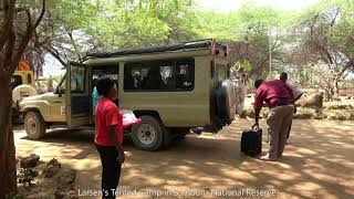 Best of Kenya Wildlife Photo Safari - Day 2 - August 29, 2017 - Aberdare to Samburu
