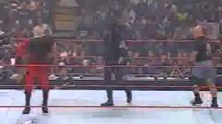 Undertaker vs Kane WWF Championship Match (Stone Cold Guest Referee)
