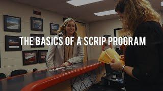 Basics of a Scrip Program