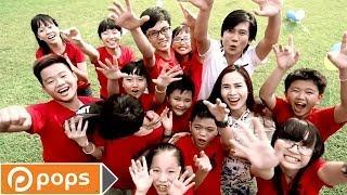Giữ Lấy Niềm Tin - Team Hồ Hoài Anh ft Lưu Hương Giang [Official]