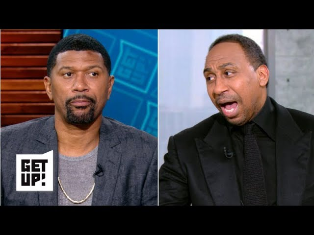 Stephen A. and Jalen Rose's LeBron-Durant debate turns into Cowboys trash talk | Get Up!