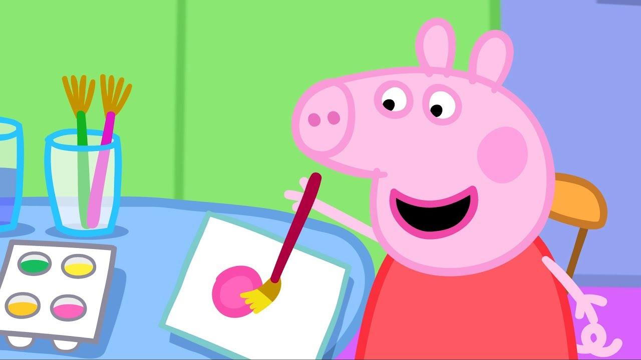 Peppa Pig Portugues Brasil Compilation 28 Hd Desenhos